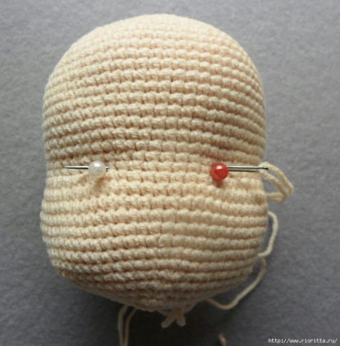 Amigurumi bebek ve resimli açıklamalı yapımı - 10marifet.org | 695x683