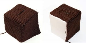 Amigurumi Cupcake Peçetelik Yapılışı 2