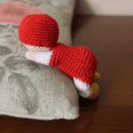 Amigurumi Yenidoğan Bebek Yapılışı 1