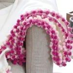Battaniye Kenarına Ponpon Nasıl Yapılır ? 3
