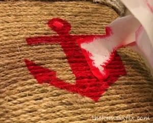 DIY, Hasır Halattan Çamaşır Sepeti Yapılışı 6
