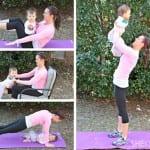 Doğum Sonrası Egzersiz Hareketleri 9