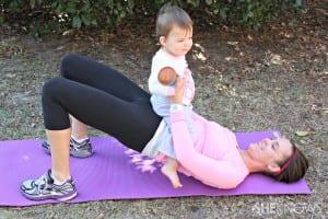 Doğum Sonrası Egzersiz Hareketleri 1