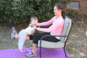 Doğum Sonrası Egzersiz Hareketleri 2