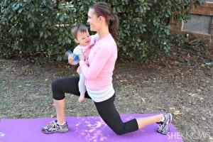 Doğum Sonrası Egzersiz Hareketleri 3