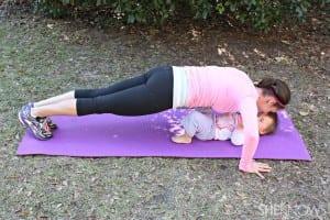 Doğum Sonrası Egzersiz Hareketleri 5