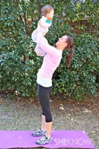 Doğum Sonrası Egzersiz Hareketleri 6