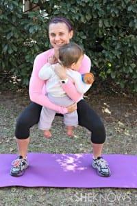 Doğum Sonrası Egzersiz Hareketleri 7