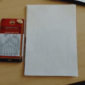Kara Kalem Çalışmaları