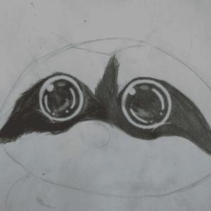 Kara Kalem Çalışmaları 6