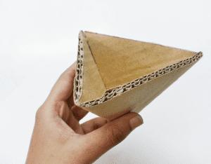 Karton Origami Organizer Yapılışı 3