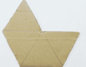 Karton Origami Organizer Yapılışı 6