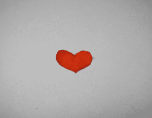 Keçe Aşık Maymun Yapılışı 13