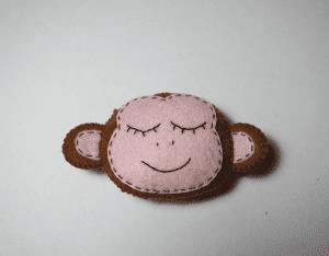 Keçe Aşık Maymun Yapılışı 19