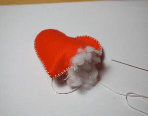 Keçe Aşık Maymun Yapılışı 29