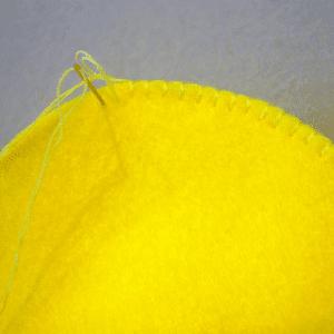 Keçe Balon Yapılışı 1