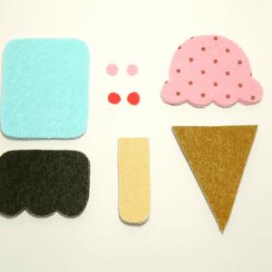 Keçe Dondurma Yapılışı 11