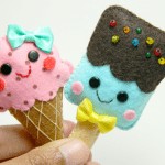Keçe Dondurma Yapılışı