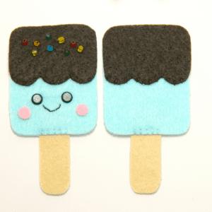 Keçe Dondurma Yapılışı 2