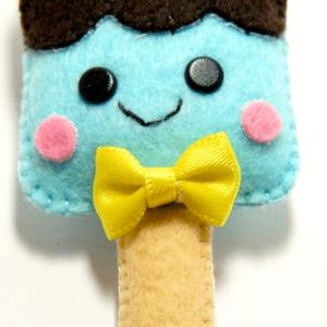 Keçe Dondurma Yapılışı 8