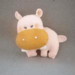 Keçe Hipopotam Nasıl Yapılır ? 10