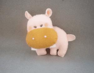 Keçe Hipopotam Nasıl Yapılır ?