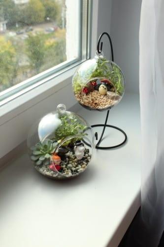 Minyatür Bahçe Yapılışı Mimuucom
