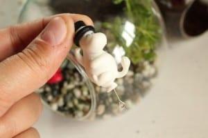 Minyatür Bahçe Yapılışı 17