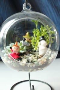Minyatür Bahçe Yapılışı 6