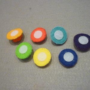Montessori Gökkuşağı Renkleri Öğrenme Oyunu 15