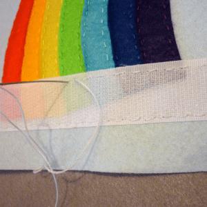 Montessori Gökkuşağı Renkleri Öğrenme Oyunu 19