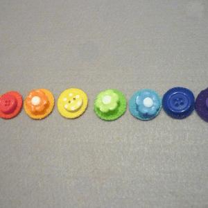 Montessori Gökkuşağı Renkleri Öğrenme Oyunu