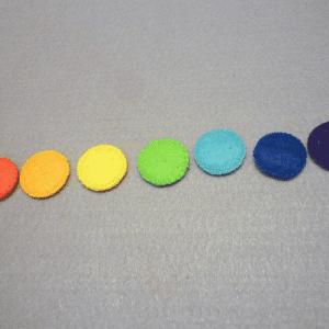 Montessori Gökkuşağı Renkleri Öğrenme Oyunu 3