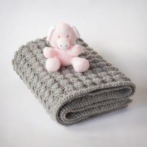 Rahat Bebek Battaniyesi Yapılışı 3