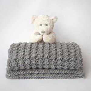 Rahat Bebek Battaniyesi Yapılışı 4