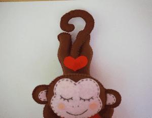 Keçe Aşık Maymun Yapılışı
