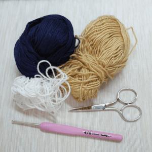 Tığ İşi Bebek Patik Modeli Yapılışı 9