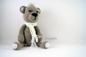 Videolu Amigurumi Teddy Bear Yapılışı 2