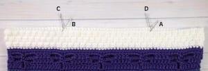 Yusufçuk Bebek Battaniyesi Yapılışı 4