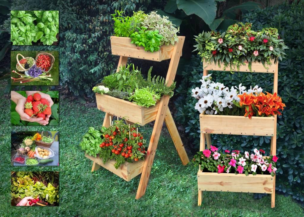 4 pratik bah e dekorasyonu nerileri - Casas de madera pequenas para jardin ...