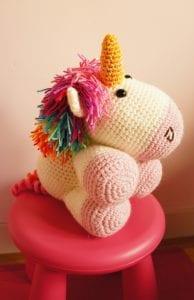 Amigurumi Pony Free Pattern 17