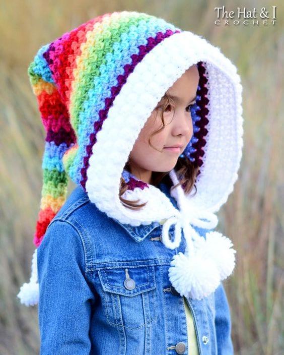 Kışlık Çocuk Beresi Güzel Bir Model