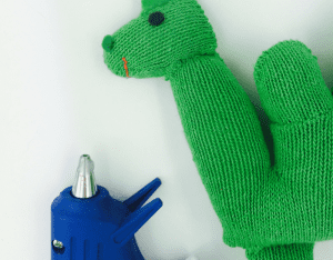 DIY, Eldivenden Dinozor Yapılışı 9