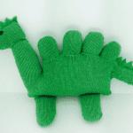 DIY, Eldivenden  Dinozor Yapılışı 19