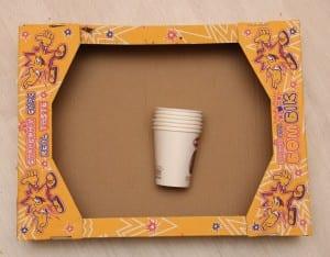DIY, Karton Kutudan Harf Yapılışı 3