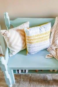 DIY, Yatak Başlığından Koltuk Yapılışı 6