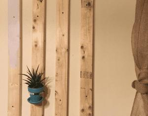 DIY,Saksı Duvar Paneli Yapılışı 1