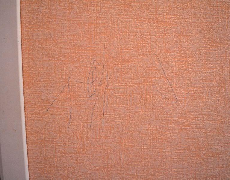 Duvara Dekoratif Desen Yapılışı Mimuucom