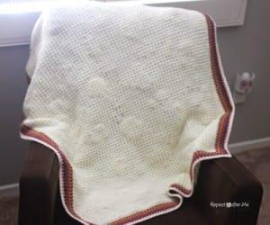 Hayvan Aplikeli Bebek Battaniyesi Yapılışı