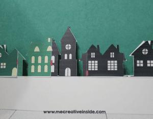 Kağıttan Işıklı Duvar Süsü Yapılışı 1